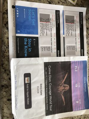 Concert tickets for Sale in Naples, FL