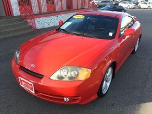 2004 Hyundai Tiburon for Sale in Lynnwood, WA