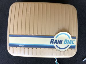 Irritol Rain Dail irrigation/sprinkler controller for Sale in Phoenix, AZ