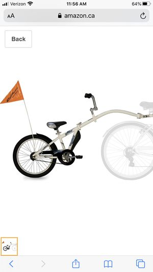 Kids Bike Trailer- Co-pilot Wee-Ride for Sale in San Diego, CA