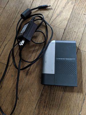 Linksys Network Storage Link for Sale in Millington, MI