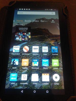 Amazon fire 5th generation tablet bundle for Sale in Philadelphia, PA