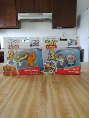 TOY STORY 3 FIGURES for Sale in Toms River, NJ