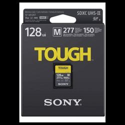 Sony Tough-M Series Memory Card for Sale in West Covina,  CA