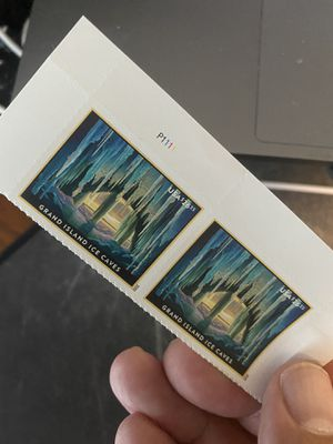 USPS 2020 Stamps: Grand Island Ice Caves for Sale in Puyallup, WA