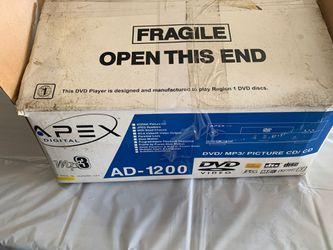 DVD Player for Sale in Pico Rivera,  CA