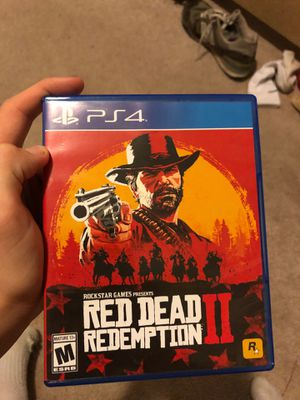 Red Dead Redemption 2 Brand new for Sale in Raleigh, NC