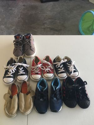 Boy shoes for Sale in Haines City, FL