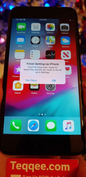 128gb sim unlocked Apple iPhone 7 PLUS for Sale in Elk Grove, CA
