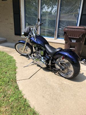 2004 custom motorcycle for Sale in Peoria, IL