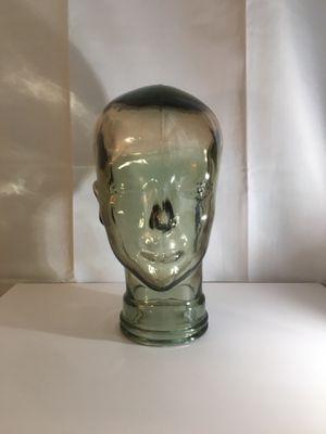 Hollow Glass Head Sculpture Art for Sale in Los Angeles, CA