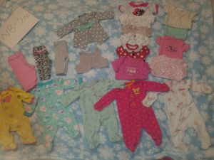 Baby clothes a $1.50 per item I have totes and totes full of nb-6T for Sale in Portland, OR