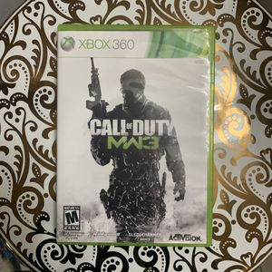 XBOX 360 Call of Duty MW3 for Sale in South Miami, FL