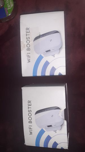 2 WIFI Boosters for Sale in Garden Grove, CA