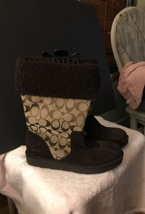 Coach boots for Sale in Frederick, MD