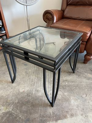 End table glass for Sale in Las Vegas, NV
