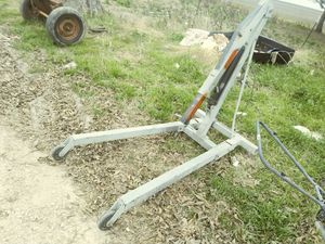 Aluminium tool box motor puller rv hitch and ww horse trailer for Sale in San Angelo, TX