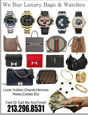 We buy any Louis Vuitton, chanel bag for Sale in Los Angeles, CA
