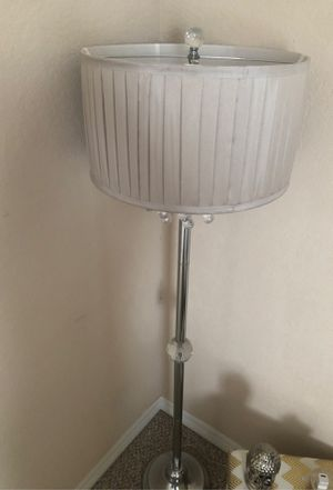 Tall lamp for Sale in Haines City, FL