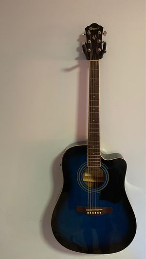 Ibanez V70CE-TBS acoustic guitar for Sale in Sterling, VA