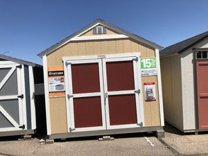 TR700 10x12 Tuffshed Storage Shed for Sale in Littleton, CO
