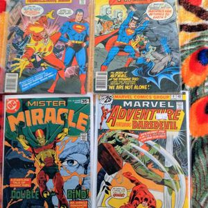 Marvel And DC Silver And Bronze Age Comics for Sale in Gresham, OR
