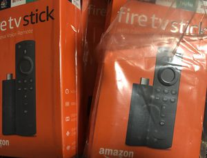 Amazon fire tv 2nd gen Alexa streamer device movies and shows for Sale in San Leandro, CA