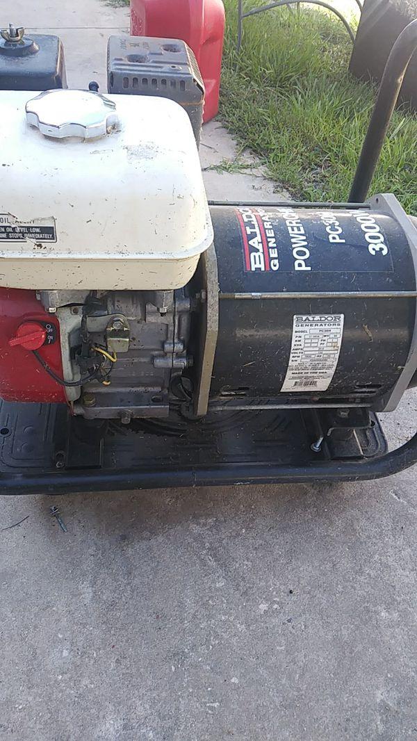 3000 watt generator