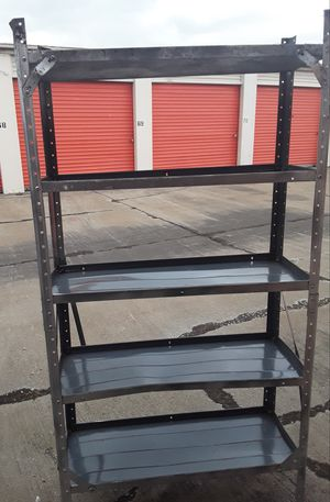 Metal shelving unit for Sale in Cleveland, OH