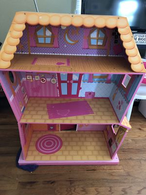 Lalaloopsy Doll House for Sale in Irving, TX