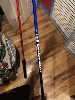 Durango Shakespeare fishing rods for Sale in West Islip, NY