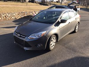 FORD FOCUS 2012 SEDAN for Sale in Wallingford, CT