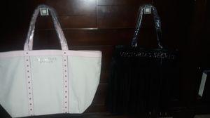 2 victorias secret tote bags for Sale in Glendale, AZ