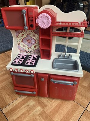 Doll kitchen for Sale in Buffalo, NY