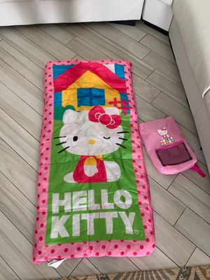 Hello Kitty Sleeping Bag for Sale in Virginia Beach, VA