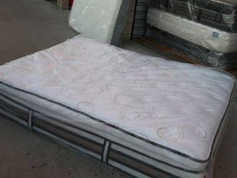Queen Pillowtop Mattress for Sale in Anaheim,  CA