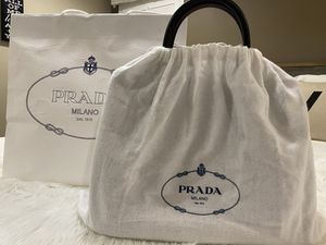 Prada Pannier Saffiano leather bag Authentic for Sale in Rancho Cucamonga, CA