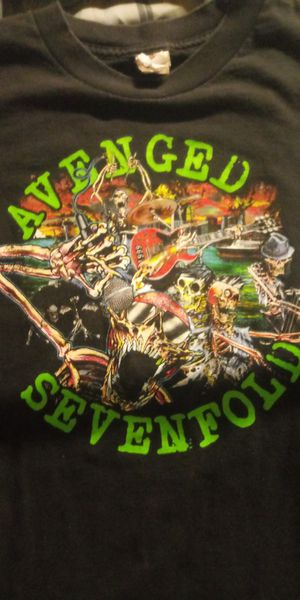 Avenged Sevenfold concert T-shirt for Sale in Saint Paul, MO