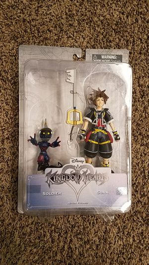 Kingdom hearts action figure for Sale in Vancouver, WA