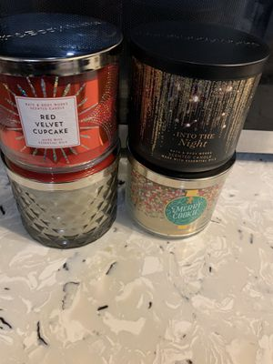 Bath & body works Candles for Sale in Long Beach, CA