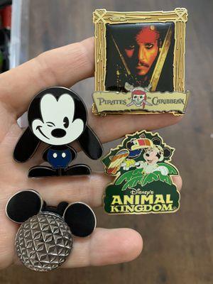 4 Disney pins for Sale in Miramar, FL