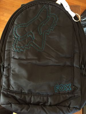 Small black Fox backpack for Sale in Long Beach, CA