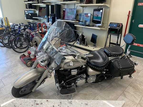 Roadstar Yamaha motorcycle