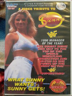 Wwf Sunny Dvd for Sale in Chicago,  IL