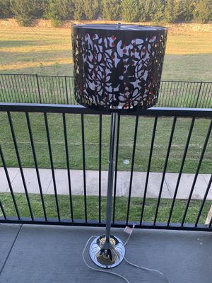 Detailed Floor Lamp for Sale in Mansfield, TX
