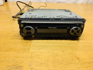 Pioneer DEH 1400 Car CD Receiver for Sale in Stockton, CA