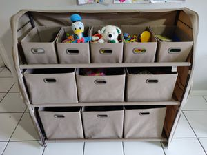 Kids toys storage bins for Sale in Fort Lauderdale, FL