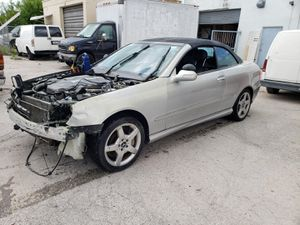 Parting out Mercedes CLK500 for Sale in Miami, FL