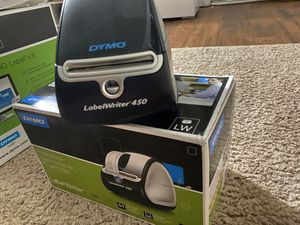 dymo labelwriter 450 for Sale in Shrewsbury, MA