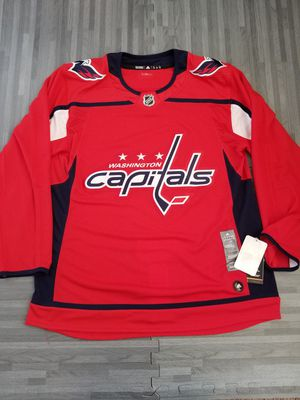 Adidas Washington Capitals Authentic Hockey Climalite Jersey Mens Sz 52 for Sale in San Diego, CA